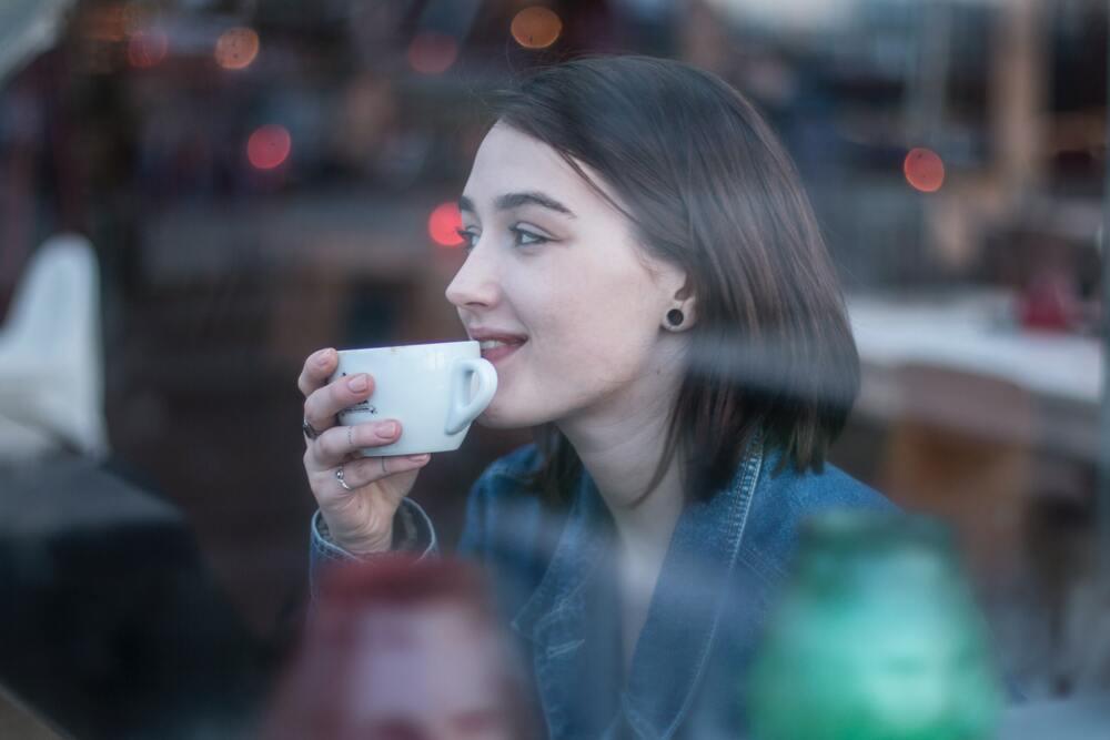 cliente café
