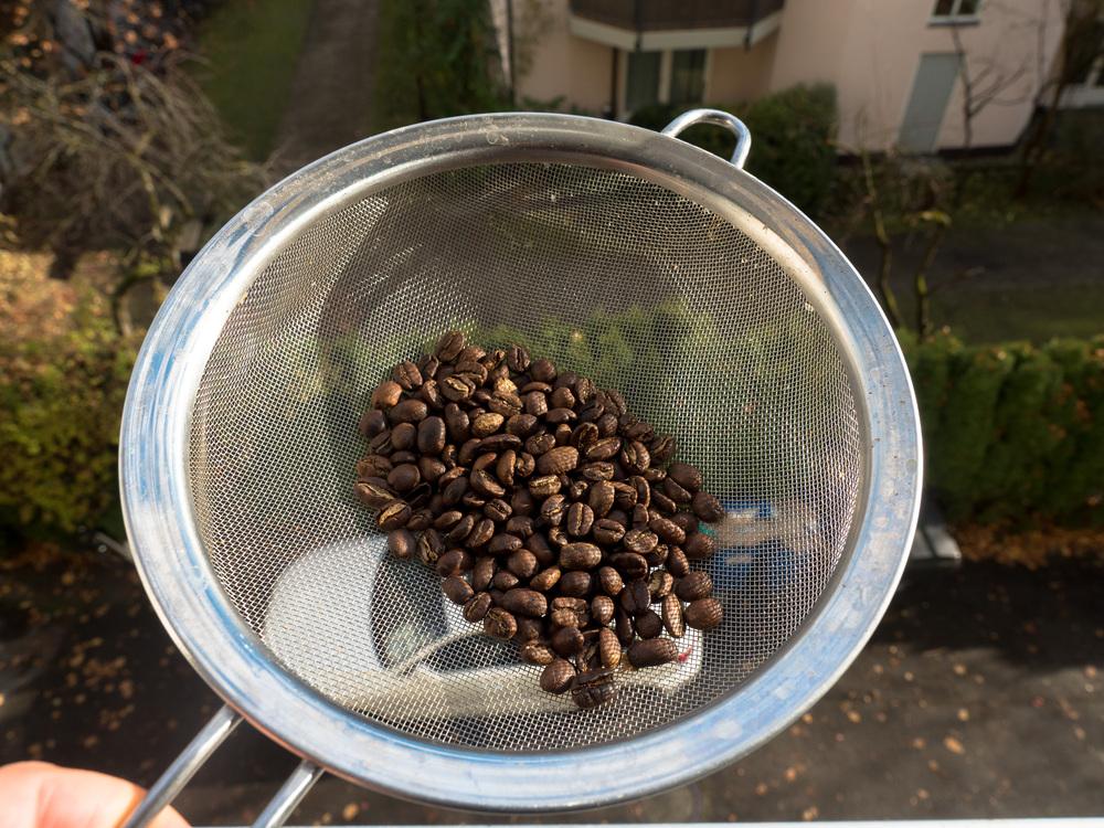torrar café em casa