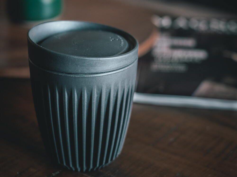 copo reutilizável