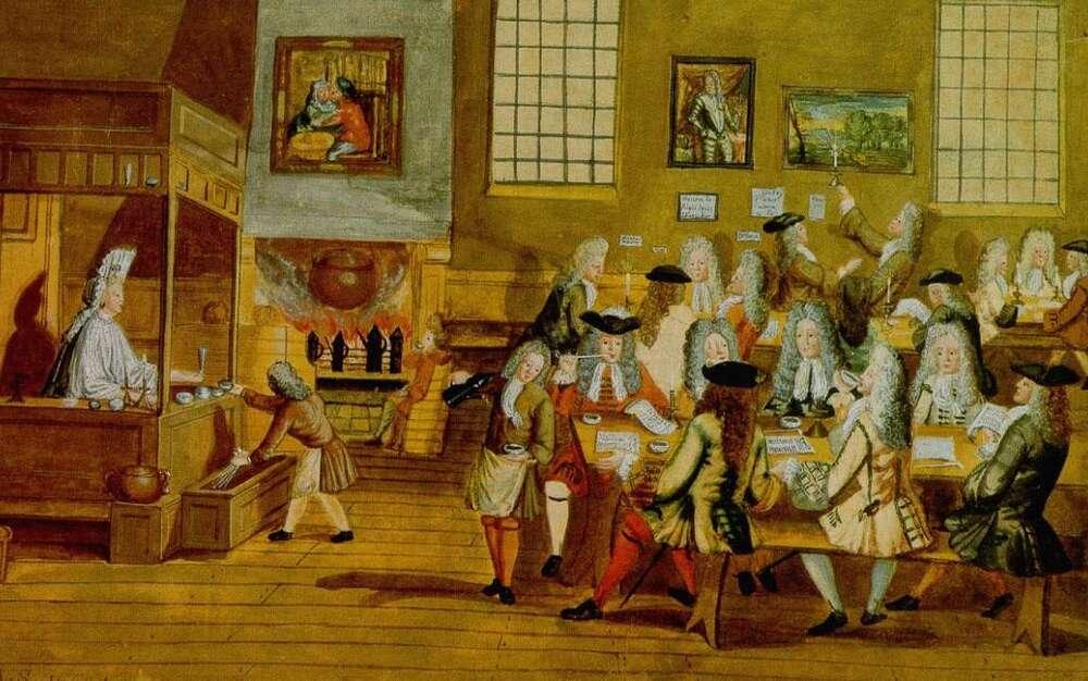 café europa história