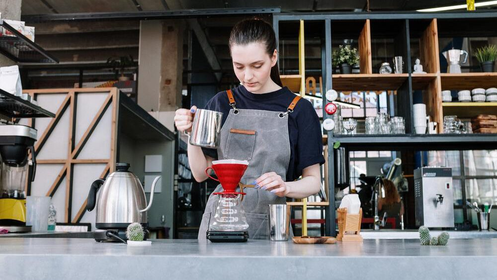 barista cafeteria terceira onda