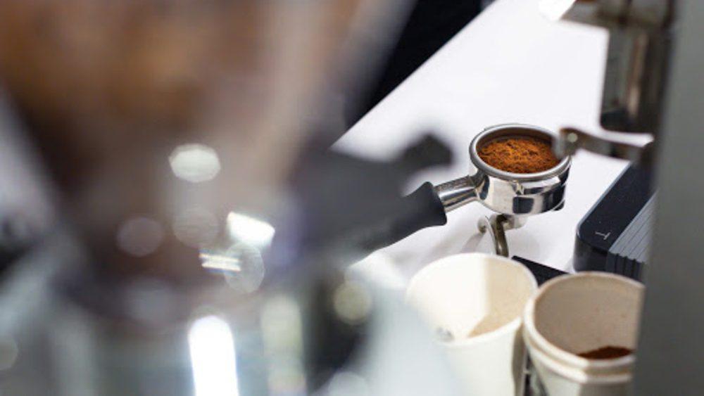 cafeteria espresso barista