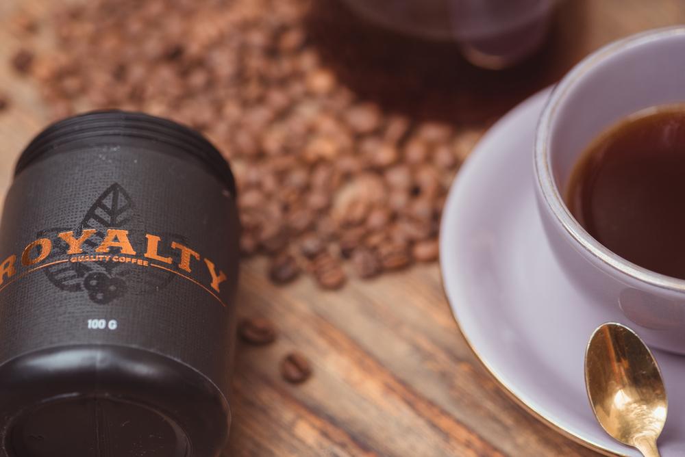 café royalty notícias do café