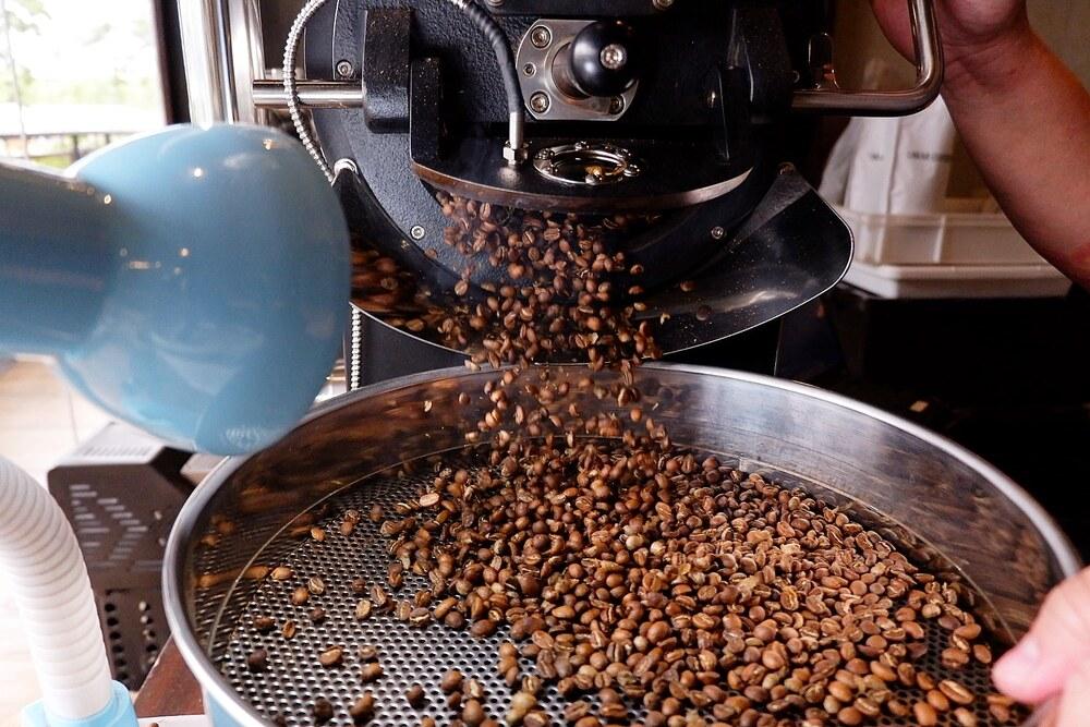torrador de café