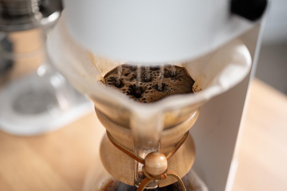 automação na indústria do café