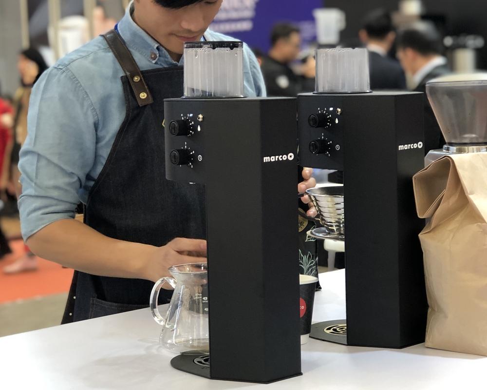 cafeteira automatizada