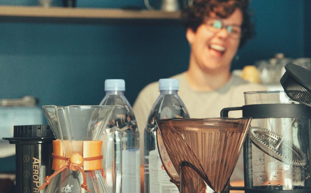 barista Elena Boscato
