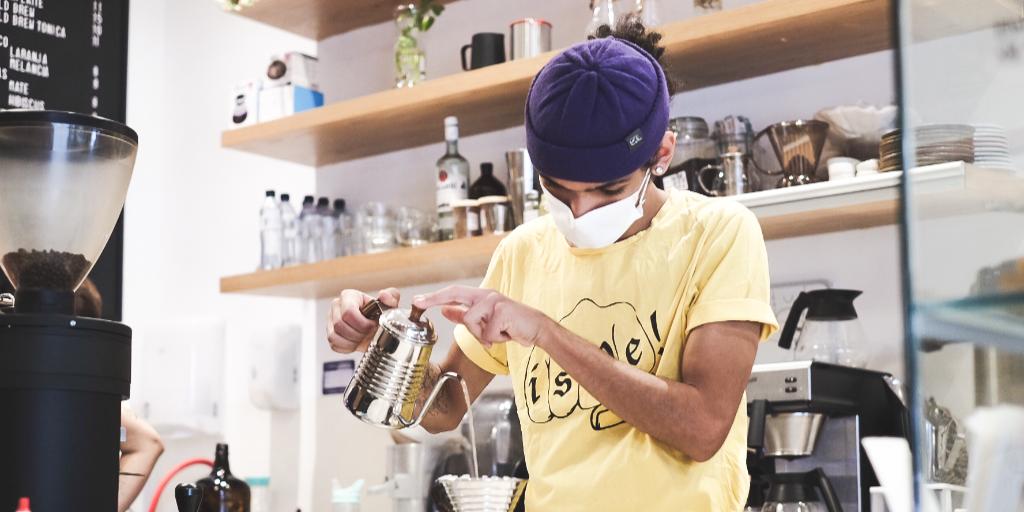 como se tornar um barista