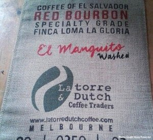 coffee beans export