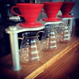 Pour over stand three cord creations
