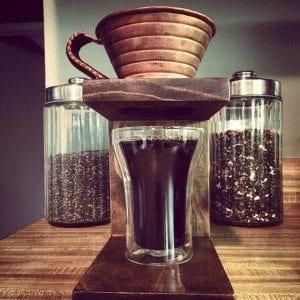 Three cord creations V60 coffee