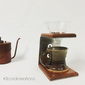 three cord creations brew stand