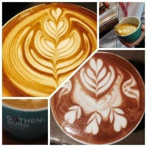 Byron Keet's Free Pour & Designer Pour at the WLAC in GothenBurg, Sweden.