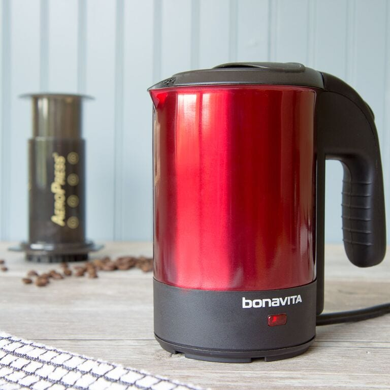 Bonavita's Bonavoyage kettle