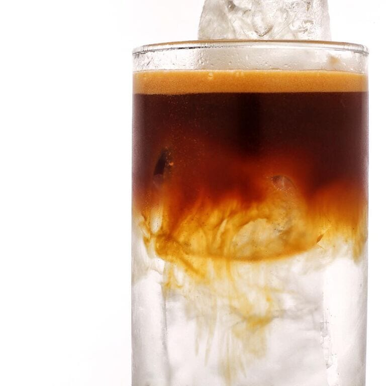 Espresso and Tonic
