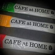 Instant coffee sachets