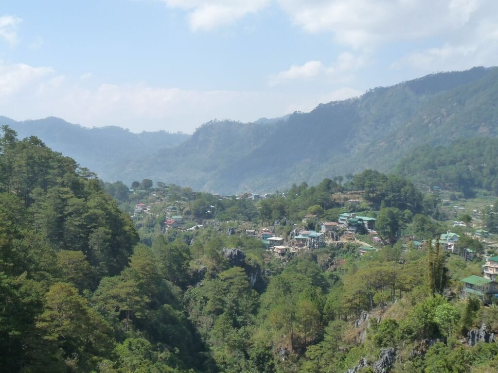 town of Sagada