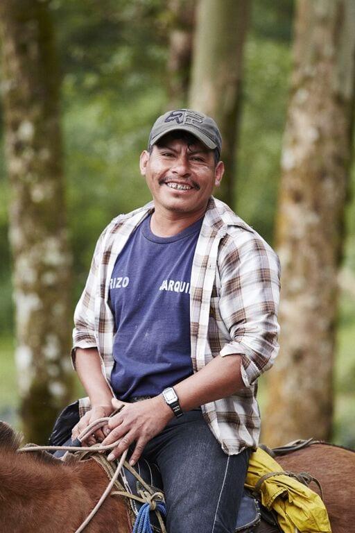 Los Altos farm manager, Nicaragua