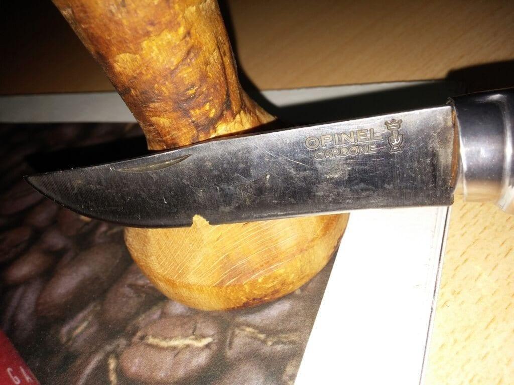 carving tamper