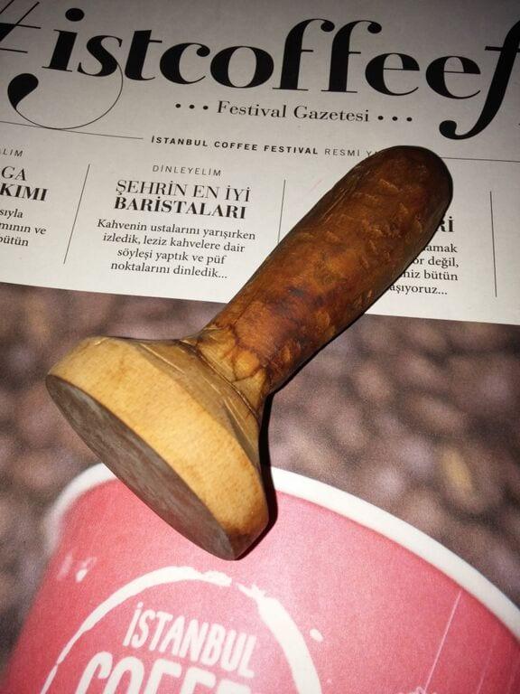 carved tamper