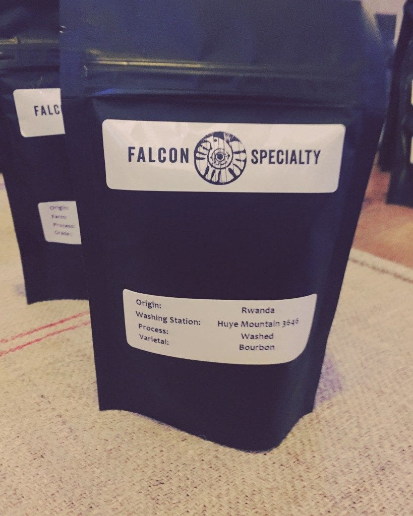 Falcon specialty coffee