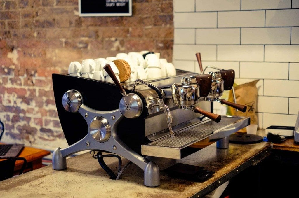 slayer coffee machine