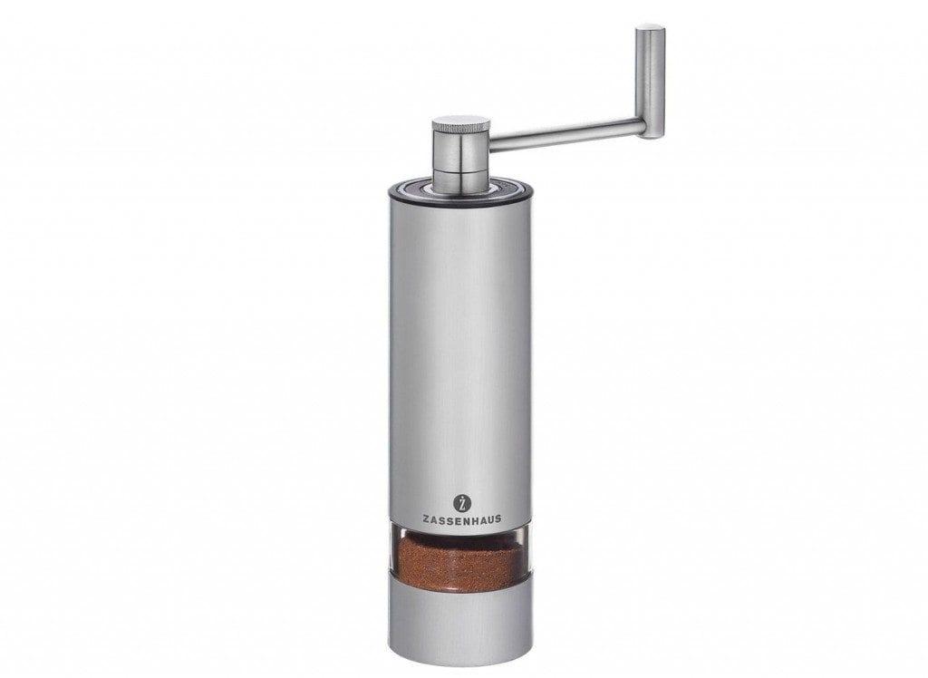 Panama Stainless Steel- Zassenhaus Grinder 041064 coffee