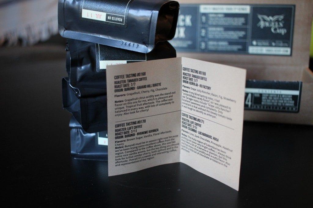 coffee subscription roaster