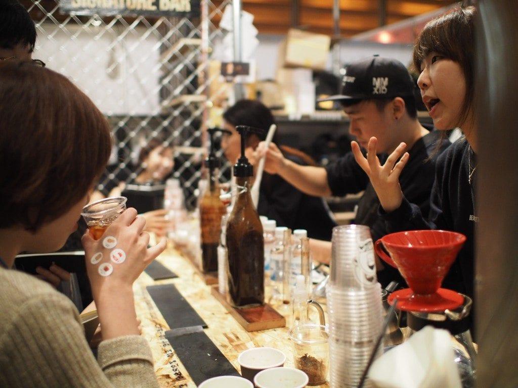 korean coffee shop