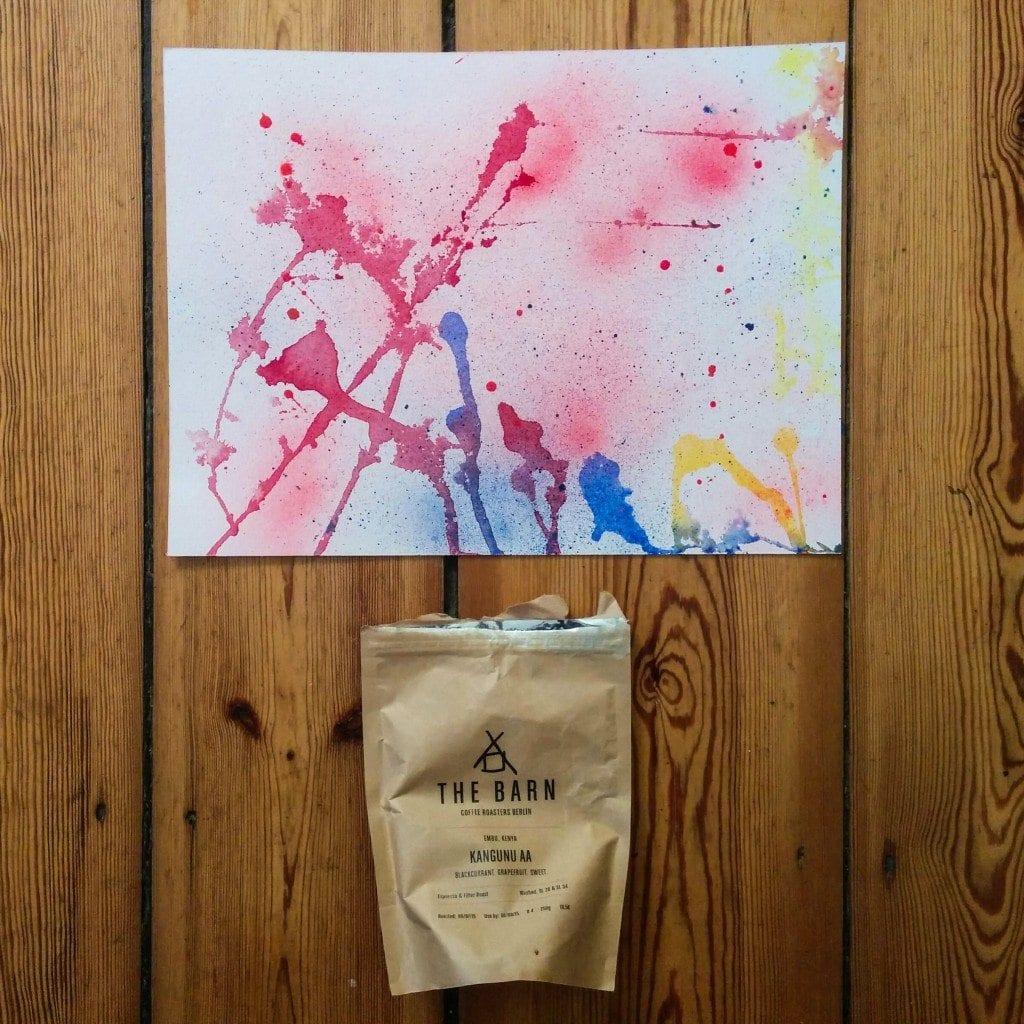 The barn coffee