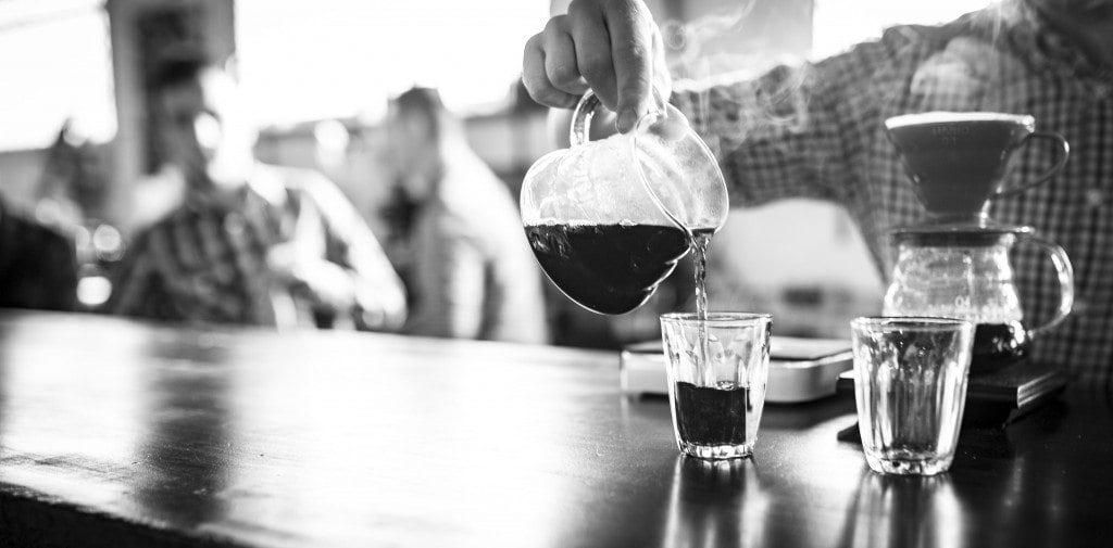 pour over speciality coffee single origin