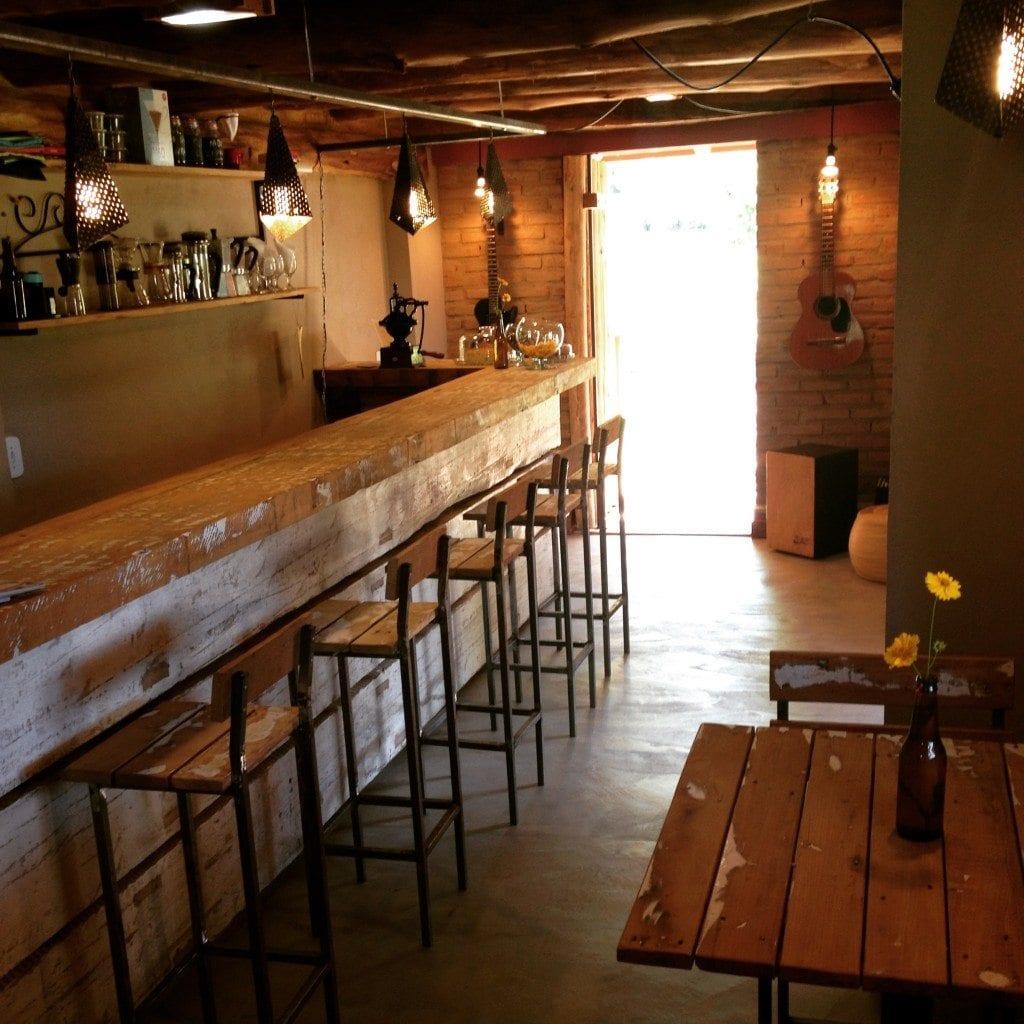 A Cafeteria no Sítio