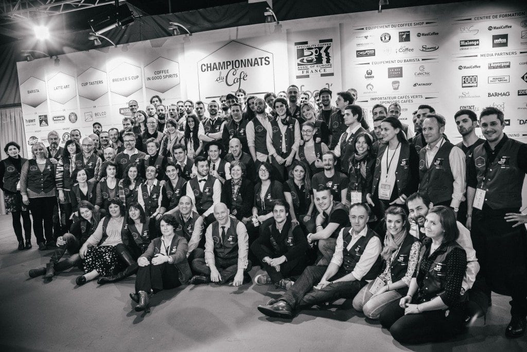 SCAE France barista championship
