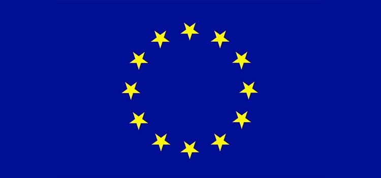 european union flag specialty coffee