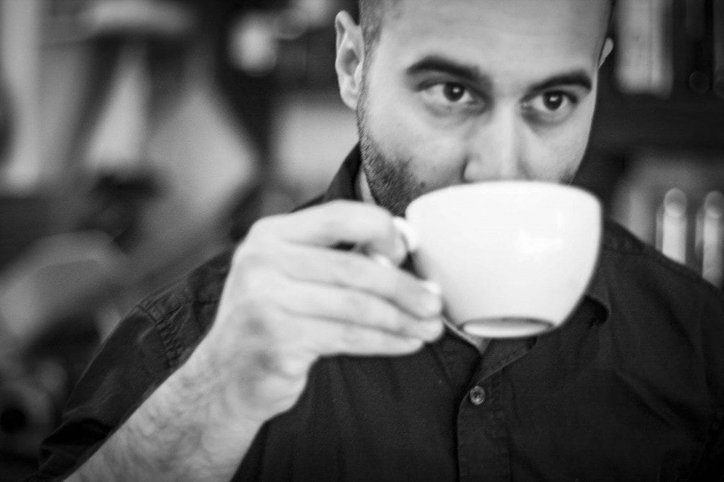 barista specialty coffee producer
