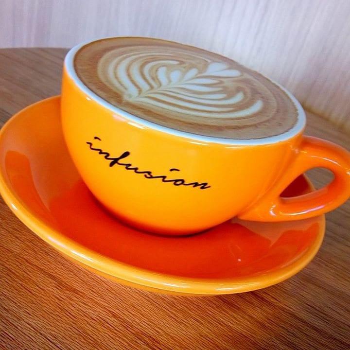 Infusion coffee shop in Kuala Lumpur