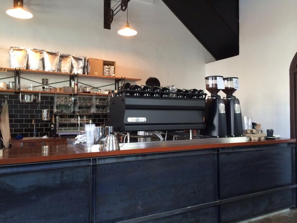 VCR coffee shop in Kuala Lumpur