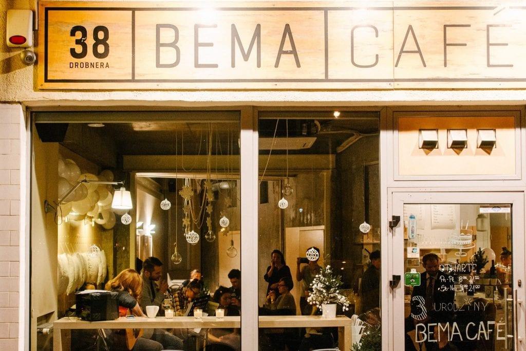 Bema coffee shop wroclaw