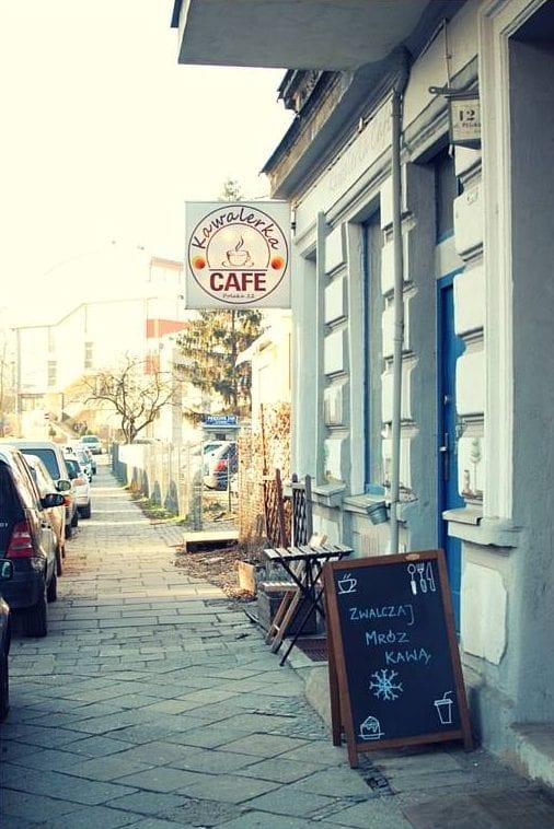 Kawalerka coffee shop wroclaw