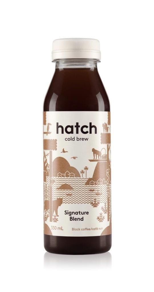 hatch cold brew bottle
