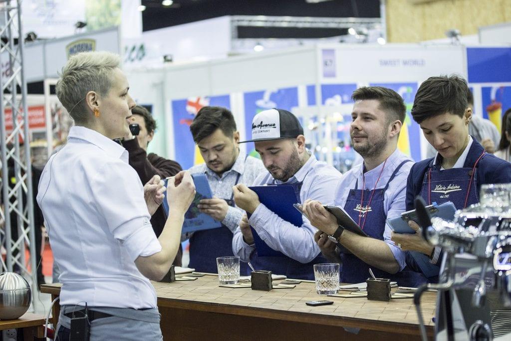 Agnieszka Rojewska, double Polish Barista Champion and Polish Latte Art Champion