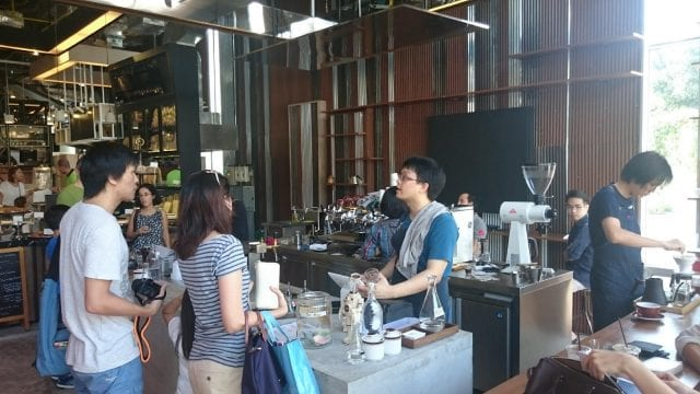 specialty cafe thailand