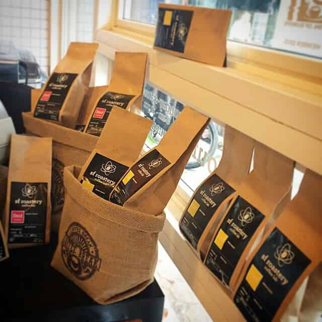 Indonesian coffees