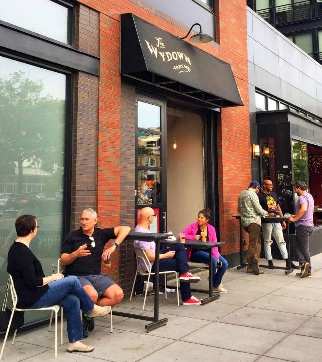 Wydown Coffee Bar