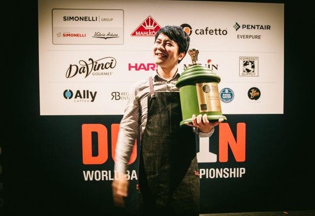 Berg Wu, World Barista Champion