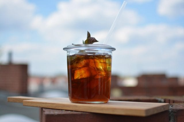 cold brew cocktail