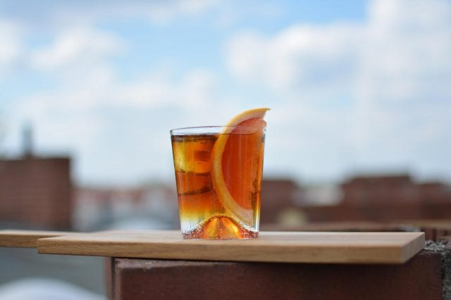 The Cold Brew Tonic