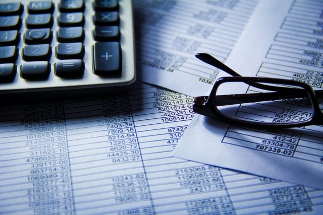 Numbers And Finance