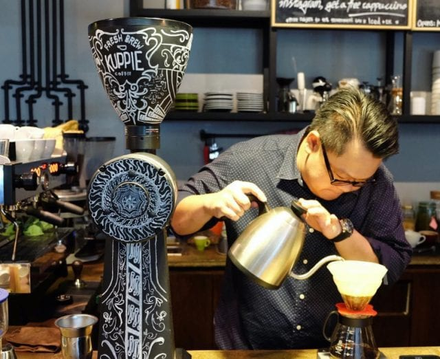 Kuppie Coffee