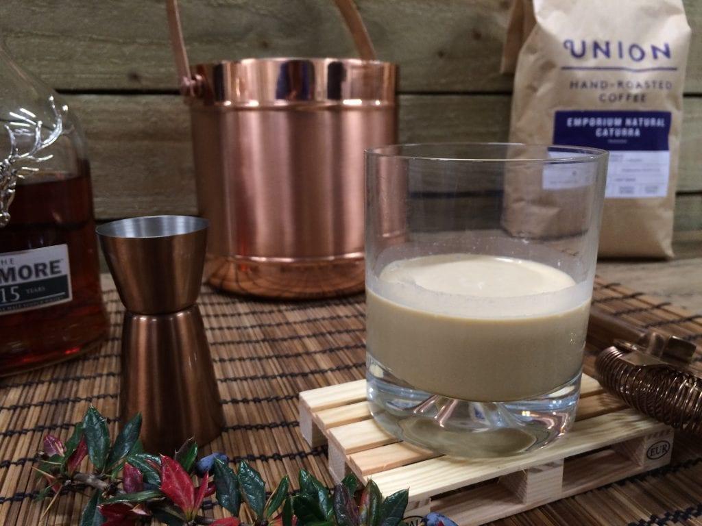 Nicola Bailey coffee cocktail